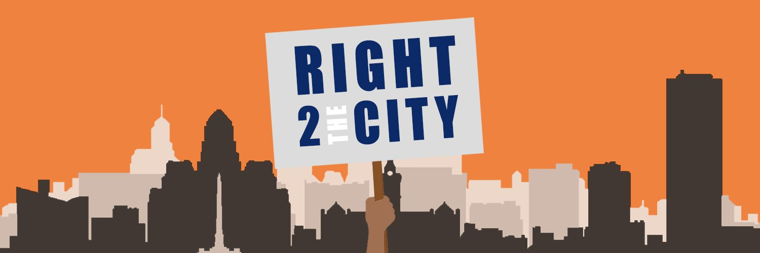 Right 2 The City